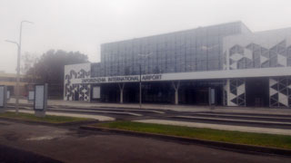 New Terminal of Zaporizhzhia Airport open on 19.10.2020 for flights service