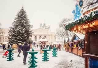 Lviv Christmas and New Year 2021 | Dates and Holiday Locations