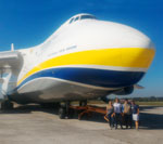 Antonov Plant Tour | An-225 II, An-124, An-22 | History of Antonov aircrafts