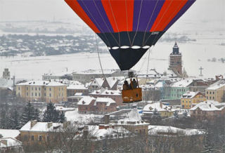 Balloon Fiesta February Adventures 2013 will be held