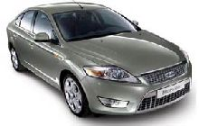 Car Rental Hire Ukraine - Ford Mondeo 1.8