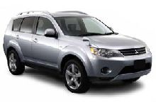 Car Rental Hire Ukraine - Mitsubishi Outlander