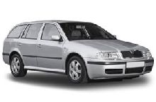 Car Rental Hire Ukraine - Skoda Octavia SW