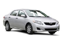 Car Rental Hire Ukraine - Toyota Corolla