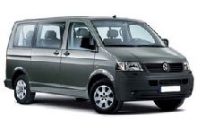 Car Rental Hire Ukraine - VW Transporter
