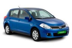 Car Rental Hire Ukraine - Nissan Almera 1.6