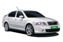Car Rental Hire Ukraine - Skoda Octavia 1.6