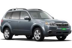 Car Rental Hire Ukraine - Subaru Forester