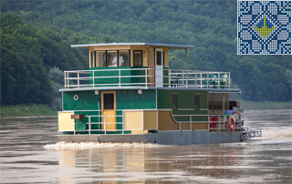 Ukraine Tour | Cruise on Dniester River | Unique Ship