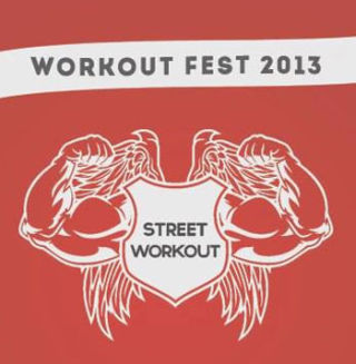 Festival of Healthy Lifestyle Workout Fest 2013 | On 29th of June 2013 in Dnipropetrovsk, Ukraine