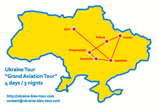 Ukraine Grand Aviation Tour | Top Airplanes and Helicopters