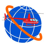 Helicopter Circumnavigation | Robinson R-44 | 45 day/44 nights