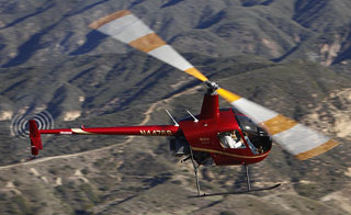 Helicopter Circumnavigation | Robinson R22
