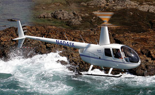 Helicopter Circumnavigation | Robinson R44