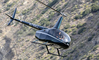 Helicopter Circumnavigation | Robinson R66