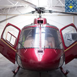 Lviv Helicopter Tour | Lviv sightseeing in a bird's eye view on helicopter Eurocopter AS355