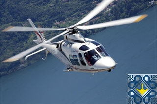 Helicopter AgustaWestland AW109