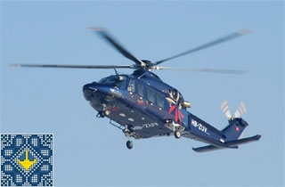 Helicopter AgustaWestland AW139