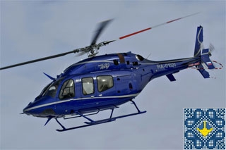 Helicopter Bell-429