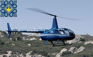 Helicopter Robinson R66