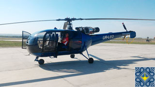Helicopter Alouette M-III for sale