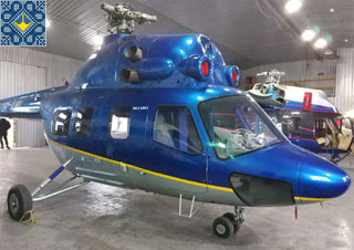 Helicopter MI-2 AM-1 for sale