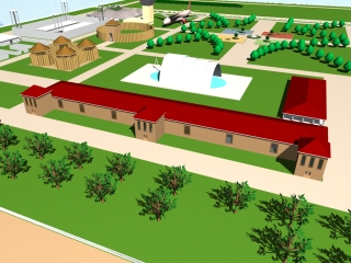 National Military Museum-Park Investment Project