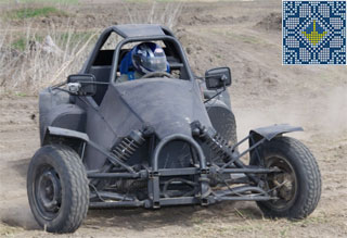 Kiev Buggy Tour | Drive offroad track route of 21 km