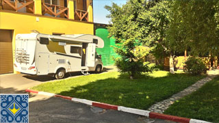 Kiev Campsite Chayka | Private Parking Pitches