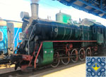 Ukraine Tours | Kiev Steam Train Tour