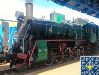 Kiev Steam Train Tour | On 4th of November 2017 | 2,5 hours