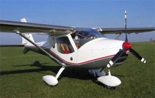Kiev Light Aircraft Charter | Skyeton K10 SWIFT