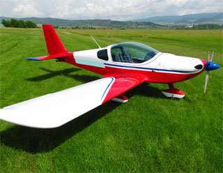 Kiev Light Aircraft Charter | Viper SD4
