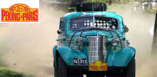 5th Peking to Paris Motor Challenge 2013 will be held along the route Kharkiv-Kiev-Lviv in Ukraine