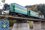 Ukraine Tours | Carpathian Tourist Train Tour Carpathian Tram