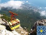 Mishor Sights | Ai-Petri Cable Car