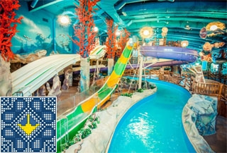 Kiev Sights | Aquapark Dream Island | Water Slides and Pools