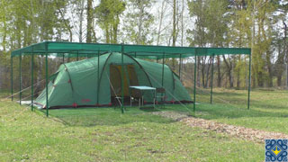 Beremytske Nature Park | Eco Camping for stay with tents