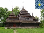 Cherche Sights | Wooden Church of St. Basil (St. Paraskeva) (1733)