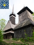 Danylove Sights | Wooden Church of St. Nicolas (1779)