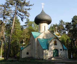 Kharkiv Sights | Natalevka Estate and Holy Transfiguration Church