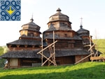 Isai Sights | Wooden Church of St. Michael (1663)