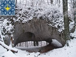 Karst Bridge Track | Carpathian Biospere Reserve | Primeval Beech Forests of Carpathians | UNESCO