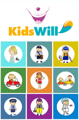 Kiev Sights | Kidswill Children City | Acquainted with 50 Professions