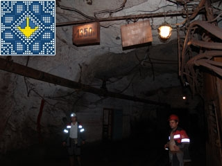 Kryvyi Rih Sights | Lenin Mine Tour | Descent 1350 meters Underground