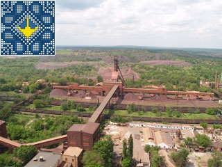 Kryvyi Rih Sights | Lenin Mine Tour | Panoramic View
