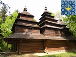 Lviv Sights | Wooden Church of St. Michael (1863)