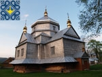 Mikulichin Sights | Wooden Church of Trinity (1868)