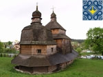 Potelych Sights | Wooden Church of Descent of Holy Spirit (1502) | UNESCO World Heritage