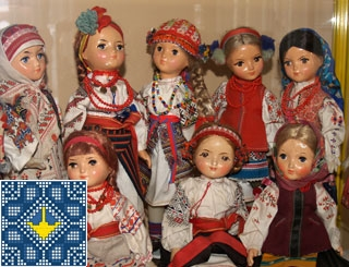 Kiev Sights | State Museum of Toys | Folk and Soviet Toys